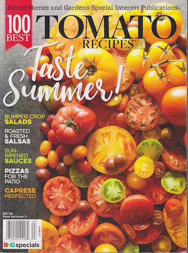 100 Best tomato Recipes
