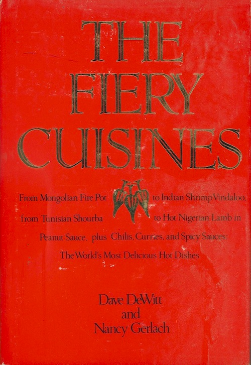 The Fiery Cuisines