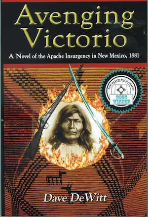 Cover of Avenging Victorio