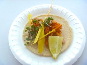 Chicken Taco from Zacatecas Restaurant