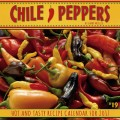 Chile Peppers 2017 Calendar