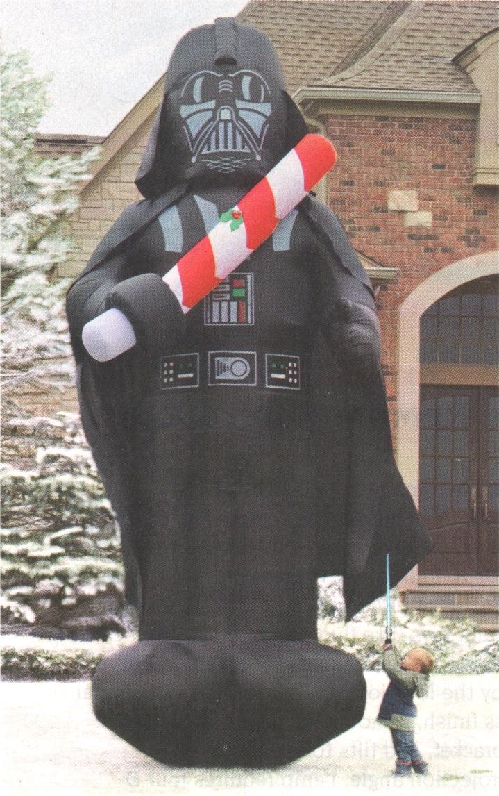 Christmas Vader