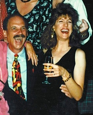 Dave and Ilene, 1996