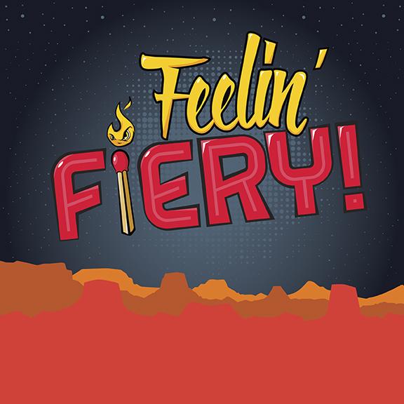 Feelin-Fiery