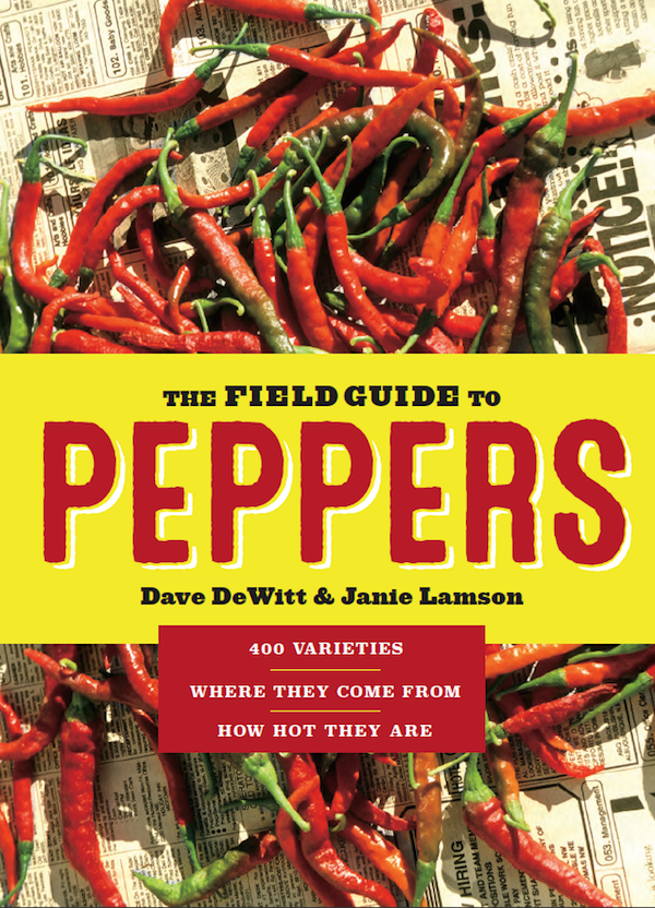 Field Guide to Peppers Cover