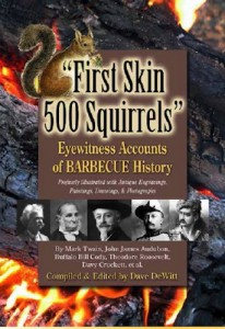 The eyewitness history of barbecue. eBook price reduced to $4.49.