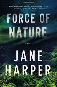 Jane Harper's first novel, The Dry, was a sensation in Australia and here in the states. I like it a lot, but this follow-up fell flat for me, like she was trying too hard. Too many confusing female characters did me in.