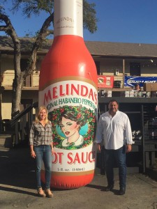 Giant Melinda's Bottle