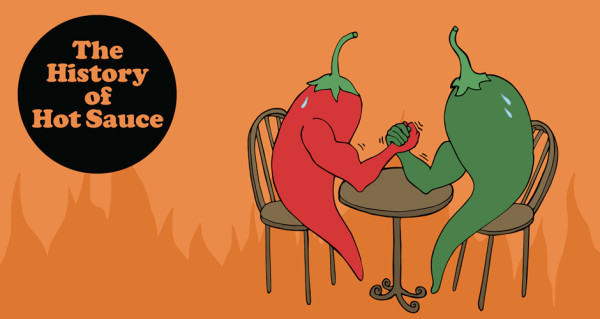History of Hot Sauce
