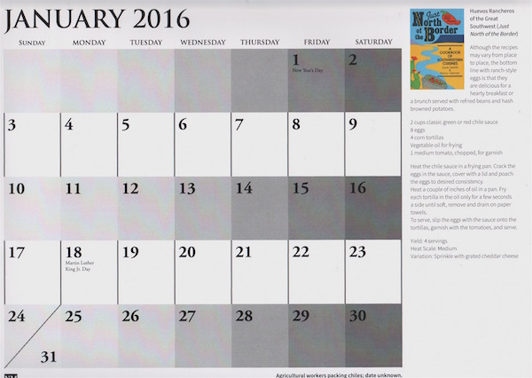 January Days