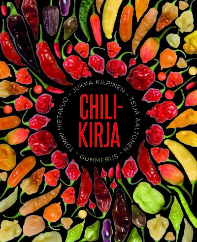 Chili-Kirja, Finland