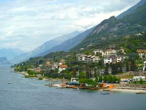 North End of Lake Garda