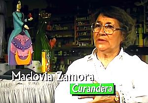 Maclovia Zamora