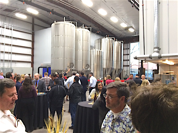 Marble Brewery Party