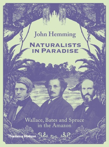 Cover of Naturalists in Paradise