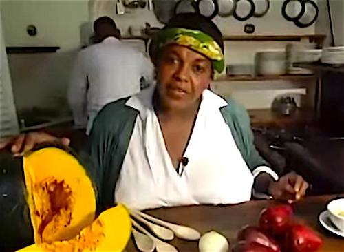 Chef Norma Shirley
