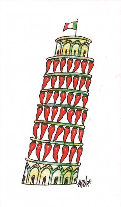Pisa Piccante