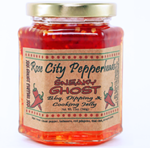 Grand Prize Winner, Tasting Division, Rose City Pepperheads' Sneaky Ghost