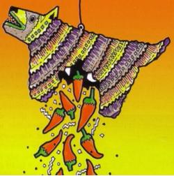 Chile Piñata