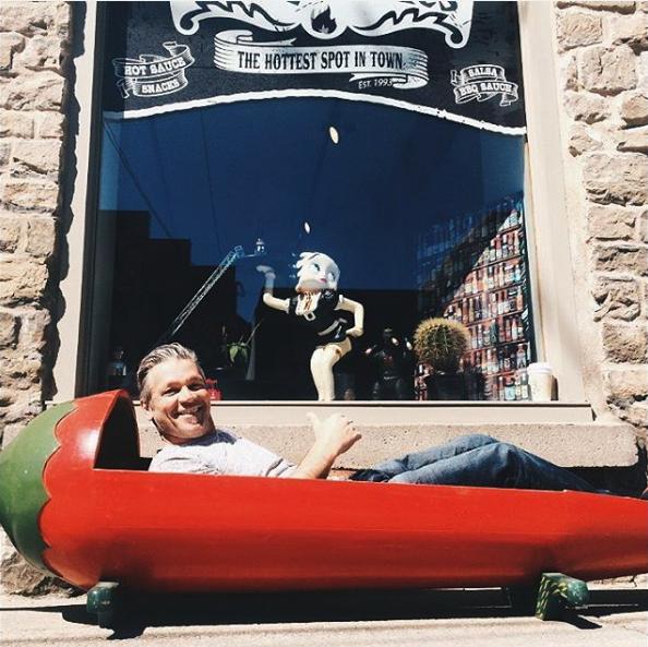 chile pepper coffin
