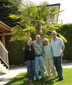Mary Jane, Dave, Renate, Harald