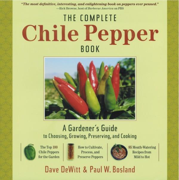 Complete Chile Pepper Book
