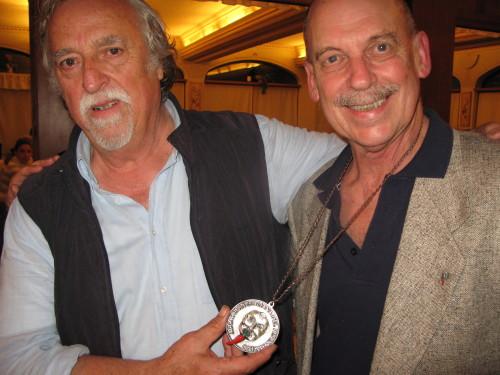 Massimo and Dave