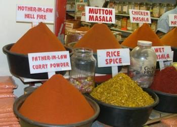 Durban Curry