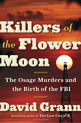 This ghastly story is quite different from The Lost City of Z, but still reveals David Grann's extraordinary talent in revealing the murders for profit.