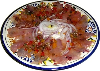 Mexican Sashimi