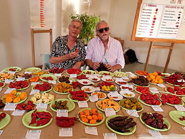 Harald Zoschke and Massimo Biagi