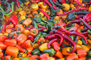 peppers-at-market-Cornell