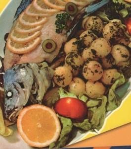 Fish Head Dinner