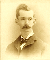 Wilbur Scoville as A Young Man