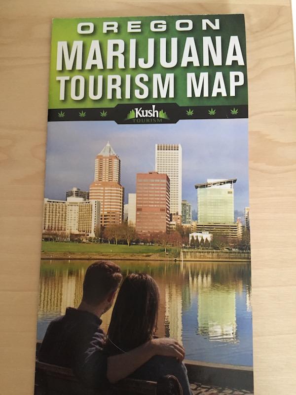 marijuana tourism map